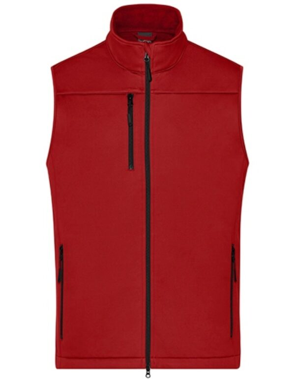 Men's Softshell Vest