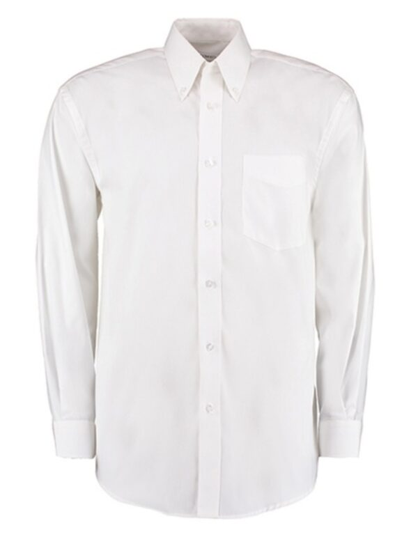 Men`s Classic FitCorporate Oxford Shirt Long Sleeve