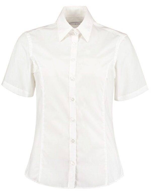 Tailored Fit Business Shirt Short Sleeve