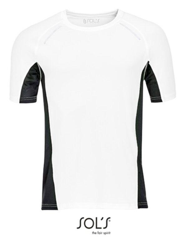 Men`s Short Sleeve Running T-Shirt Sydney