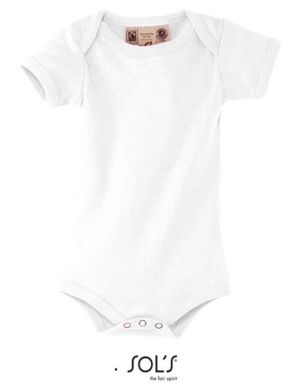 Organic Bambino Bodysuit