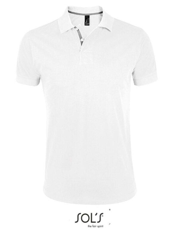 Men`s Polo Shirt Portland