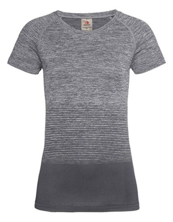 Seamless Raglan Flow T-Shirt Women