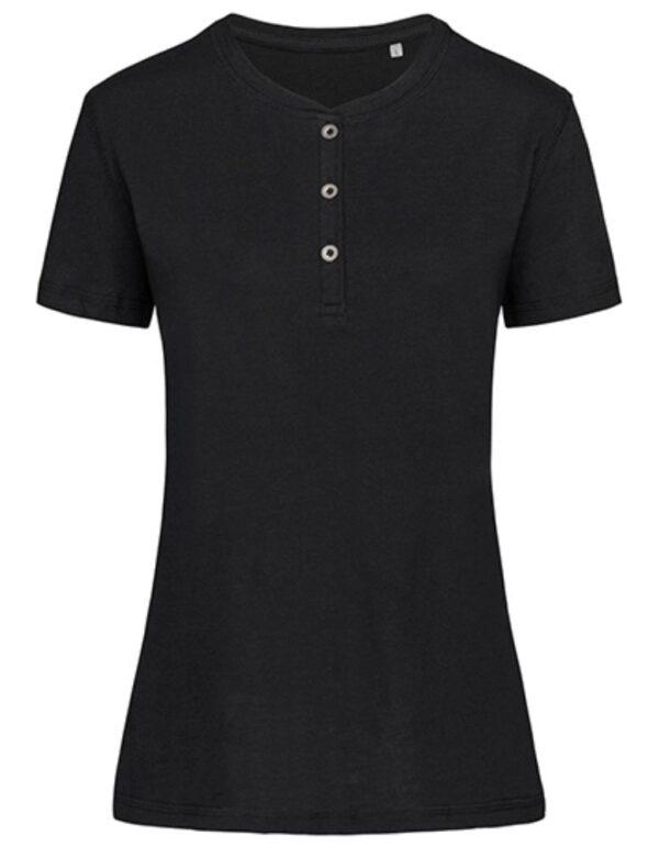 Sharon Henley T-Shirt Women
